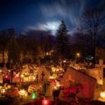 Zaduszki - Miłków cmentarz parafialny