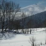 Śnieżka widziana z Miłkowa